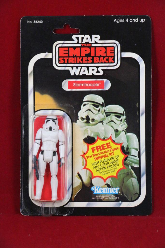 ESB Kenner Star Wars Stormtrooper 41 Back A Front
