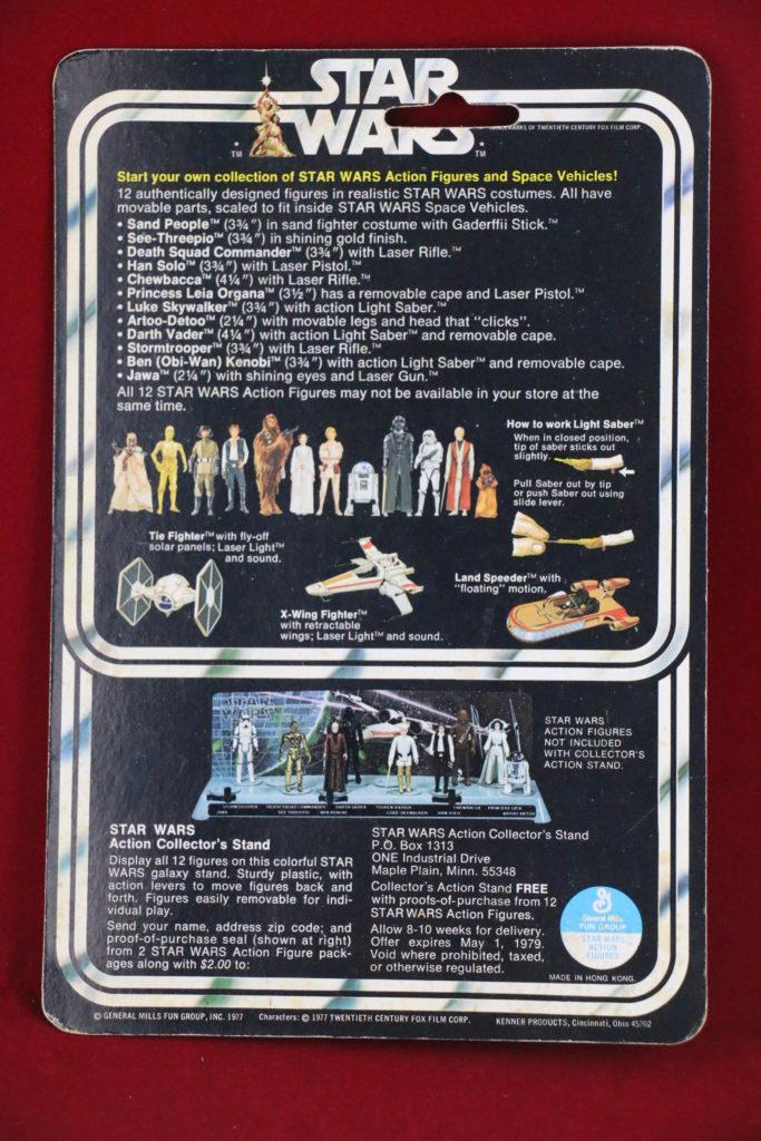 Kenner Star Wars Jawa 12 Back C_2 Back