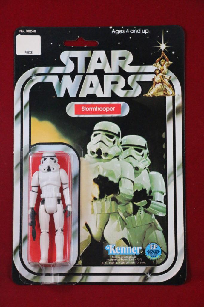 Star Wars Stormtrooper 12 Back C Front