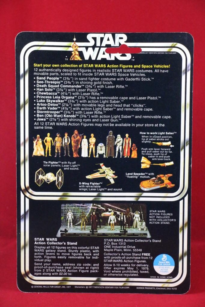 Star Wars Stormtrooper 12 Back C Back