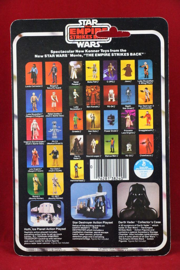 ESB Kenner Star Wars Stormtrooper 31 Back B Back