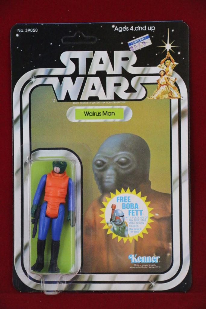 Kenner Star Wars Walrus Man 20 Back G Front