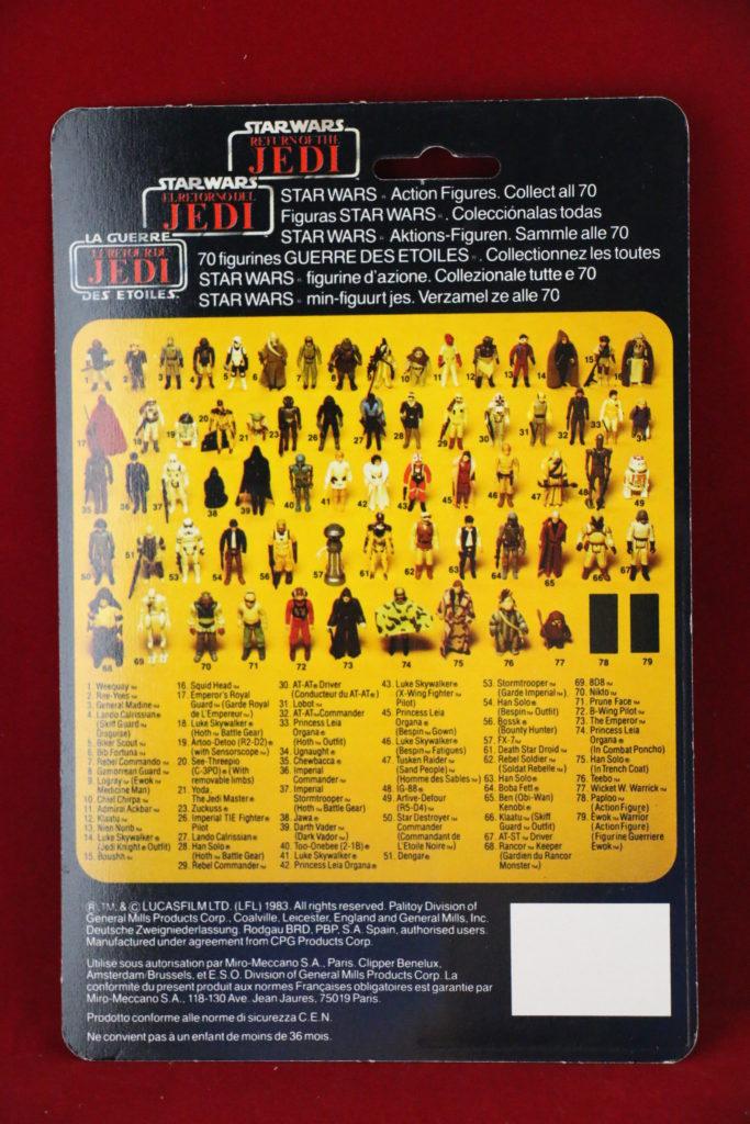 Trilogo Kenner Star Wars Luke Skywalker Brown Hair_2