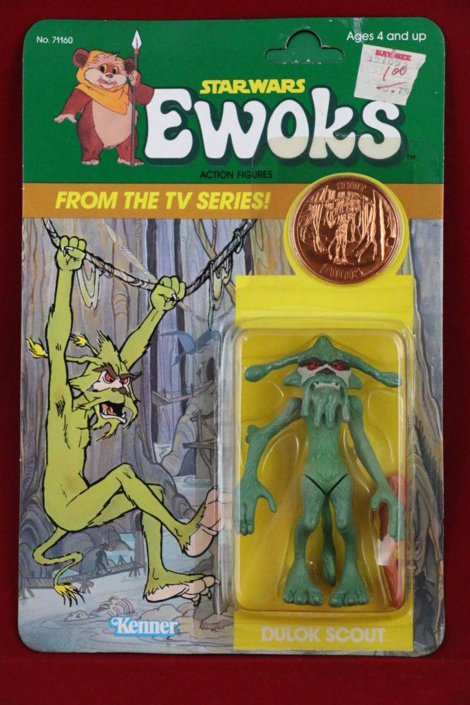 Dulok Scout Ewoks Front
