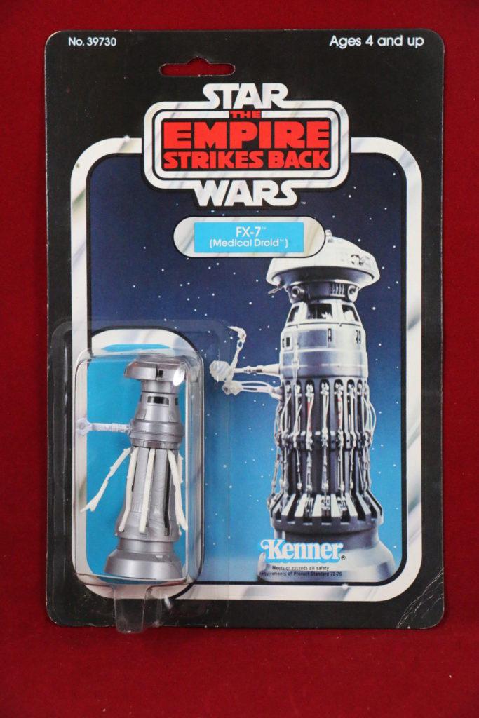 ESB Kenner Star Wars FX-7 32 Back A Front