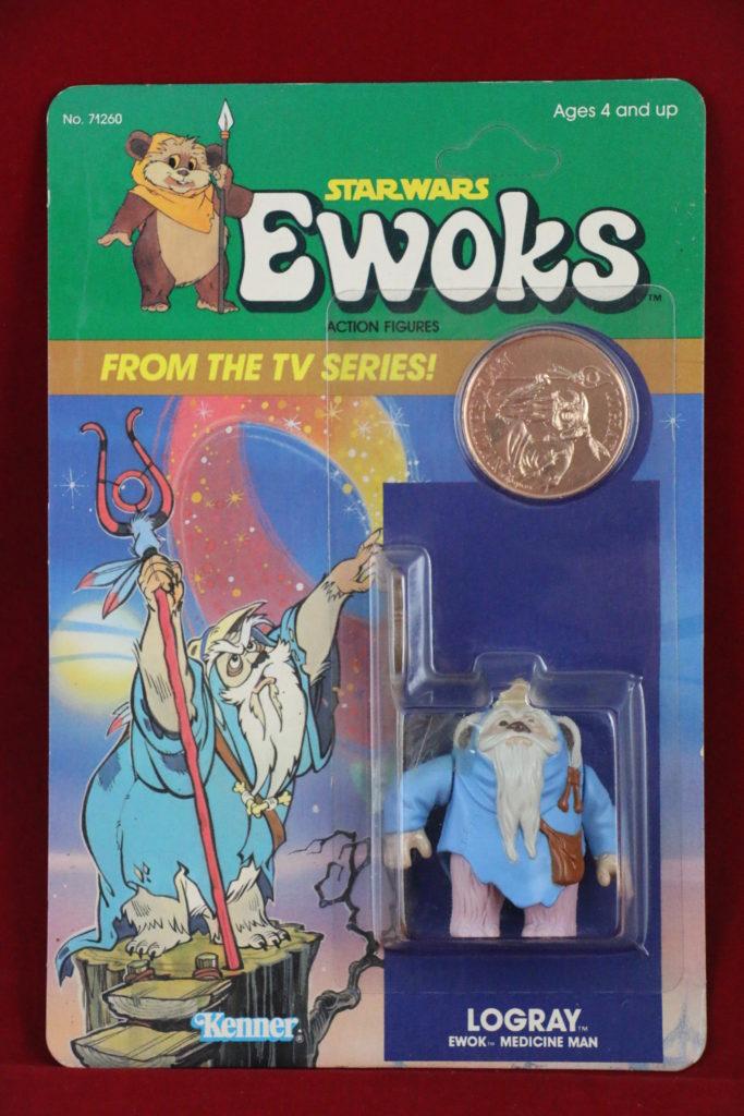 Logray Ewoks Front