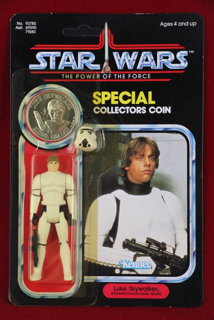 Luke Stormtrooper POTF Front