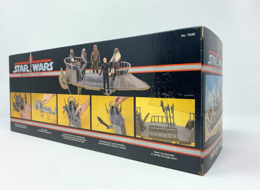 POTF Tatooine Skiff Back