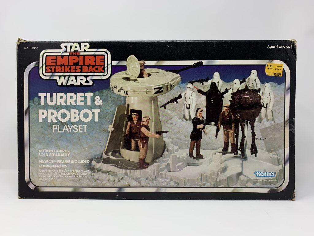 ESB Turret & Probot Playset Front